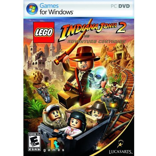 LEGO Indiana Jones 2 The Adventure Continues (PC)