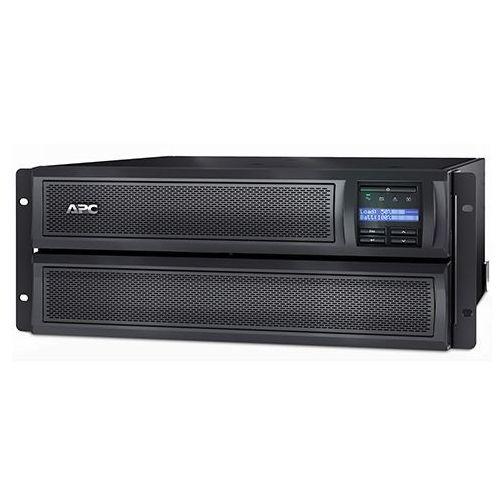 APC Smart-UPS X 3000VA Short Depth Tower/Rack Convertible LCD 200-240V with Network Card, SMX3000HVNC