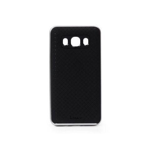 Samsung Galaxy J7 (2016) - etui na telefon Ipaky - Srebrny, ETSM351IPKYSIV000