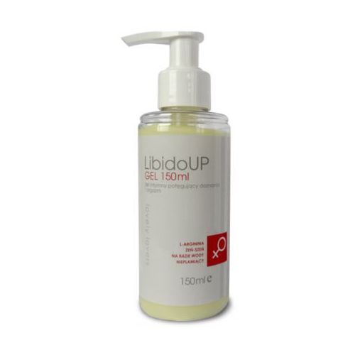 Lovely lovers Libidoup gel 150ml żel potęgujący orgazm kobiecy