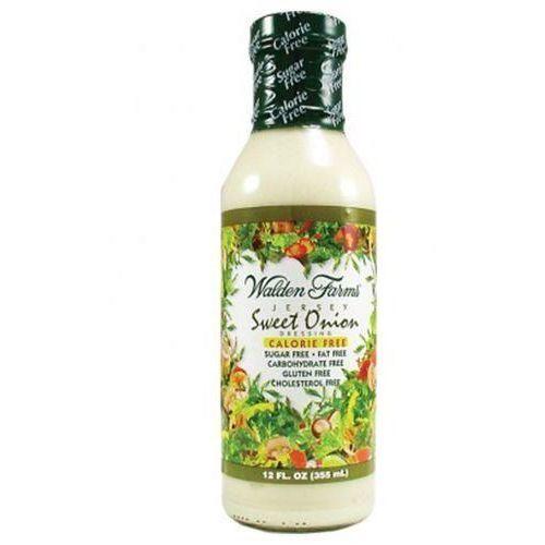 WALDEN FARMS Salad Dressing - 355ml - Jersey Sweet Onion