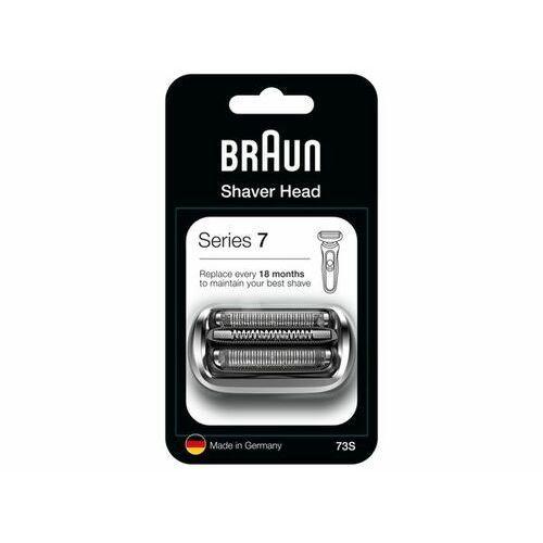 BRAUN Folia + blok ostrzy 73s do golarek Braun Series 7