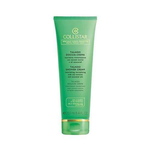 COLLISTAR Talasso Shower Cream kosmetyki damskie - kremowy peeling do ciała 250ml, 8015150251310