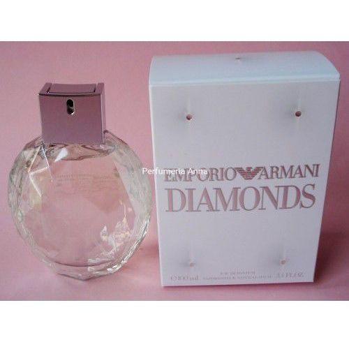 emporio diamonds w. edp 100ml tester marki Armani