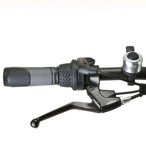 """Rower elektryczny Devron 26120 - model 2016, Piaszczysty szary, 18"""" (8596084042835)"""