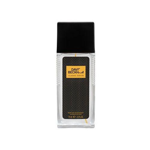 David beckham classic touch - dezodorant z atomizerem 75 ml