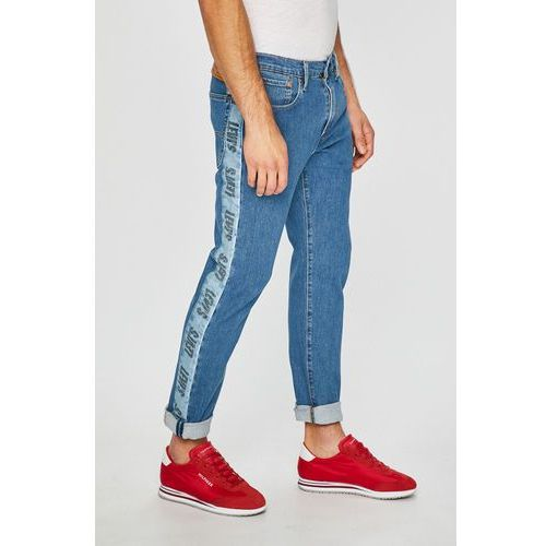 Levi's - Jeansy Hi-Ball Roll, jeansy