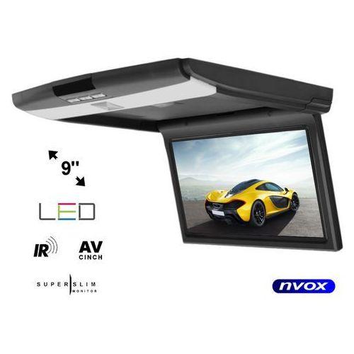"""Nvox vrf9207 bl monitor podwieszany podsufitowy lcd 9"""" cali led av ir (5909182422462)"""