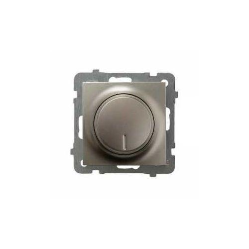 OKAZJA - OSPEL AS ŁP-8GL2/M/45 Ściemniacz uniwersalny do obciążenia żarowego, halogenowego oraz LED SATYNA LIGHT