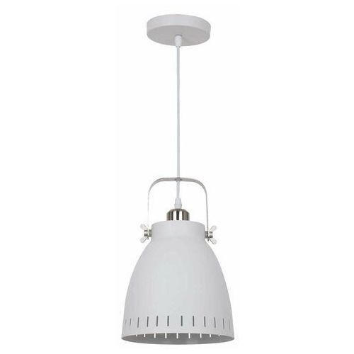 Franklin lampa wisząca 1-punktowa biała MD-HN8026M-WH+S.NICK, MD-HN8026M-WH+S.NICK