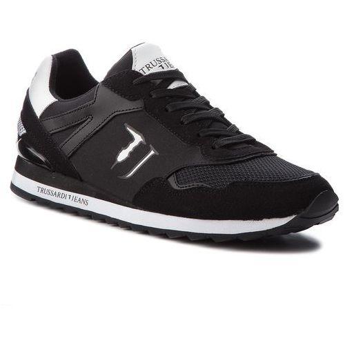 Sneakersy TRUSSARDI JEANS - 77A00109 K308, w 7 rozmiarach