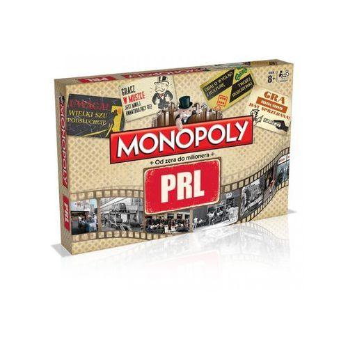 Monopoly: PRL Gra Strategiczna Hasbro C05931200, C05931200