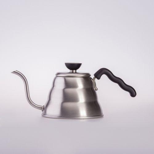 Hario Czajnik buono kettle 1 l srebrno-czarny