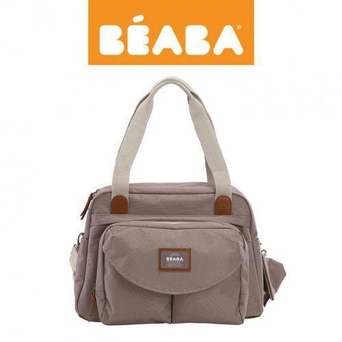 torba dla mamy geneva smart colors taupe marki Beaba