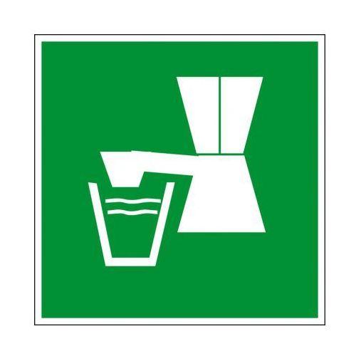 B2b partner Woda pitna, kategoria: znaki informacyjne i ostrzegawcze