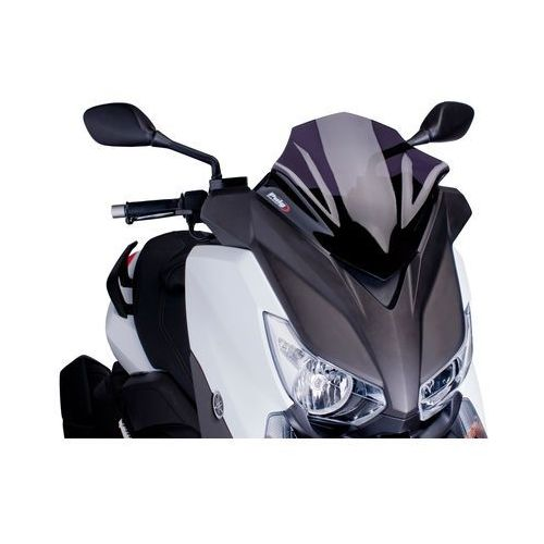 Szyba PUIG V-Tech Sport do Yamaha X-Max 125/200 / 400 14-15 (mocno przyciemniana) - produkt z kategorii- Owiewki motocyklowe