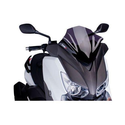 Szyba PUIG V-Tech Sport do Yamaha X-Max 125/200 / 400 14-15 (mocno przyciemniana) z kategorii Owiewki motocyklowe