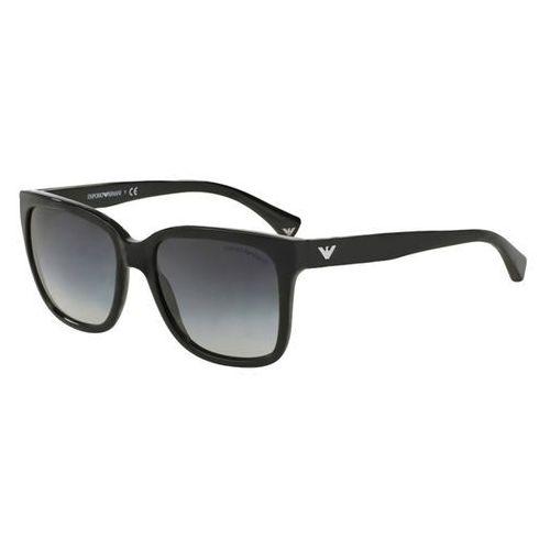 Okulary Słoneczne Emporio Armani EA4042F Asian Fit 50178G