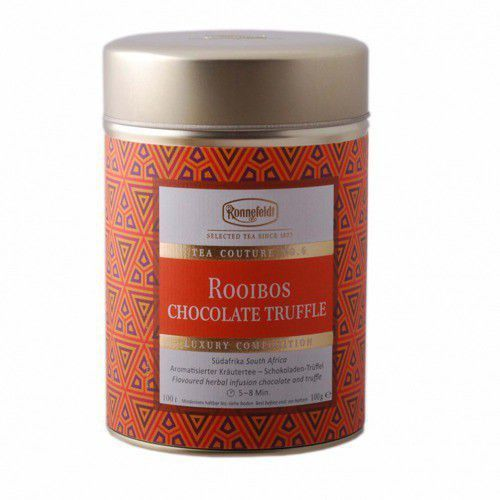 Ziołowa herbata  couture rooibos chocolate truffle 100g marki Ronnefeldt