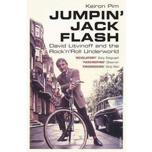 Jumpin Jack Flash -, oprawa miękka