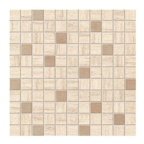 Mozaika ścienna kwadratowa Pinia beż 30x30 Gat.1