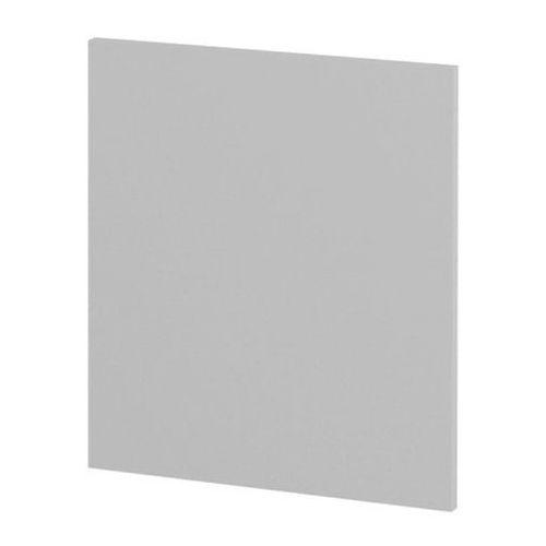 Panel maskujący boczny do szafki wiszącej poziomej fino wp 720 x 575 x 16 mm jasnoszary marki Cooke&lewis
