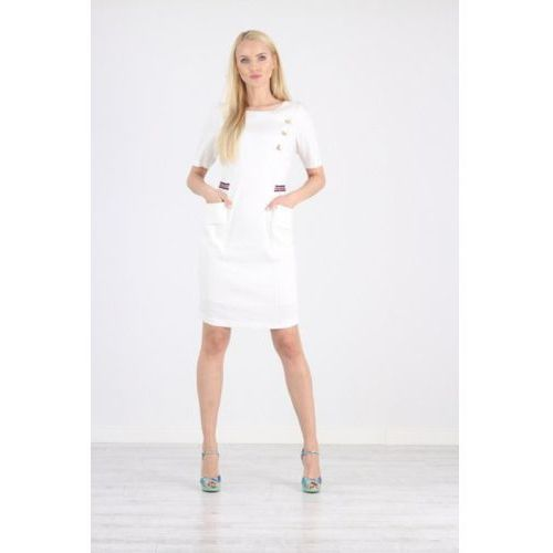 Margo collection Sukienka model m 877 white