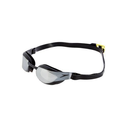 speedo Fastskin Elite Mirror Okulary pływackie czarny 2017 Okulary do pływania