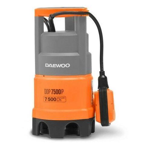 Daewoo Pompa do wody czystej brudnej zanurzeniowa ddp 7500 400w