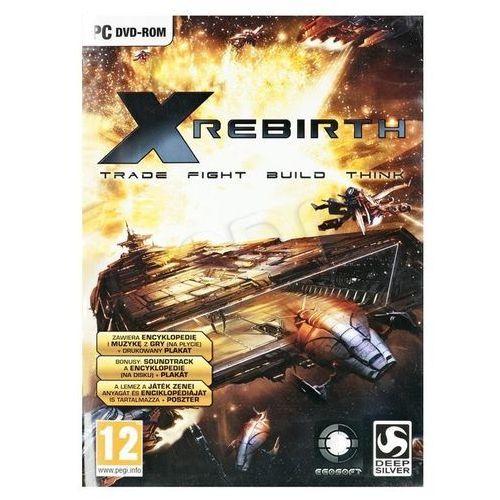 Gra X Rebirth z kategorii: gry PC