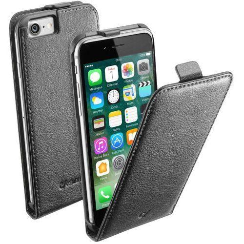 Cellular Line Etui FLAP ESSENTIAL do iPhone 7 (CFLAPESSIPH747K) Darmowy odbiór w 20 miastach! (Futerał telefoniczny)