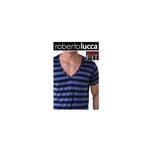 V Koszulka REGULAR FIT Roberto Lucca 70224 01244