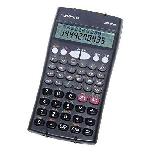 kalkulator lcd – 8110, naukowy kalkulator biurkowy marki Olympia