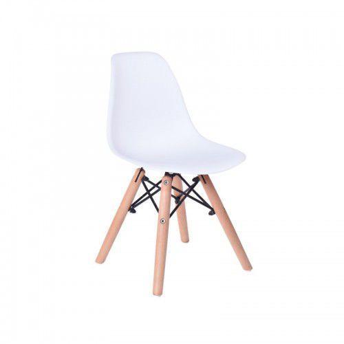 Krzesło kids milano białe marki Krzeslaihokery