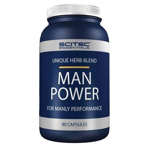 Man Power, totalnie mocne działanie z kategorii Potencja - erekcja