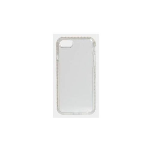 Obudowa dla telefonów komórkowych Beeyo Diamond Frame pro Apple iPhone 7 (BEAAPIP7TPUFRWH) Biały