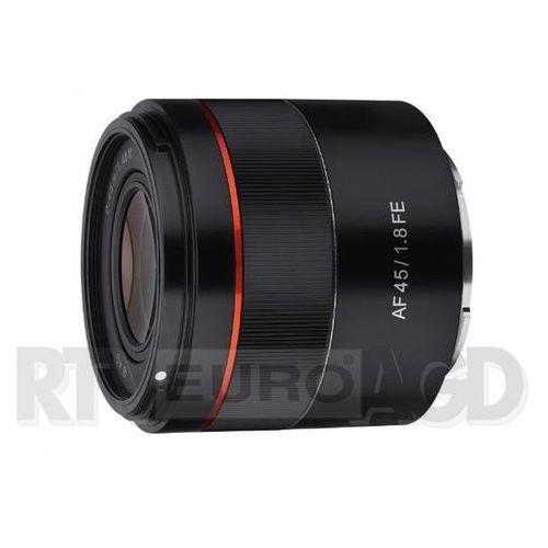 Samyang AF 45mm f/1.8 FE Sony-E