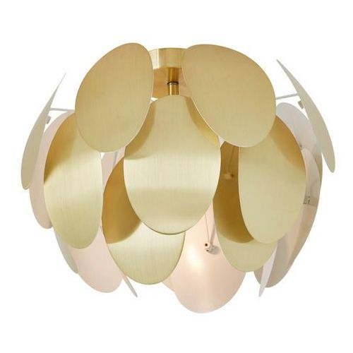 Colours Lampa sufitowa fleurus 1 x 42 w e27 złota (3663602802464)