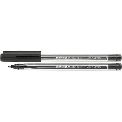Schneider Długopis tops 505, m, czarny