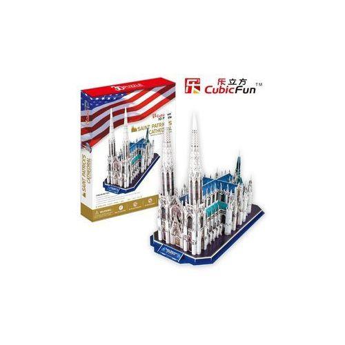 Cubic Fun, puzzle 3D Saint Patrick's Cathedral