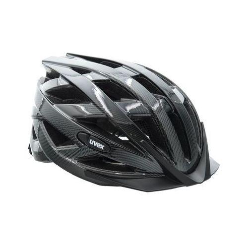 UVEX i-vo Kask rowerowy, black 52-57cm 2019 Kaski miejskie i trekkingowe (4043197255262)