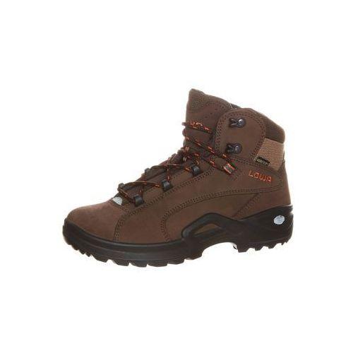 Lowa RENEGADE GTX MID Buty trekkingowe braun/orange (4048159939013)