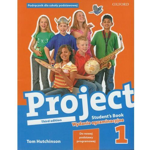 Project 1. Wydanie Egzaminacyjne. Podręcznik (2012)