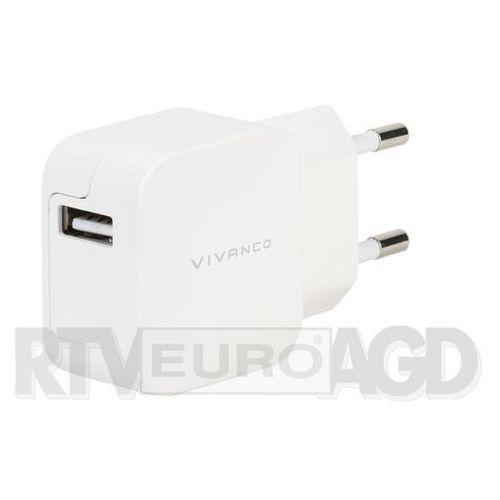 Vivanco Ładowarka sieciowa 37562 fast charging 1 x usb 2.4a (4008928375626)