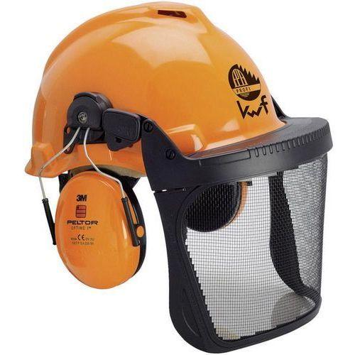 Kask leśny G22D 3M XA007707335 pomarańczowy (4046719738380)