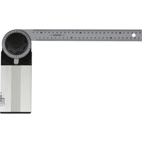 Kątomierz nastawny 30c345 500 x 240 mm marki Topex