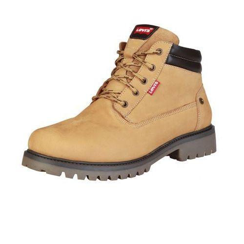 Męskie buty levi's 222711 żółte marki Levis