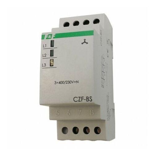 CZF-BS Przekaźnik zaniku i asymetrii faz Czujnik 1P 2moduły 230V max10A F&F 3102
