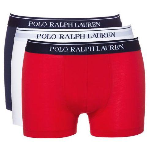 Ralph lauren  bokserki 3-pak niebieski czerwony biały s