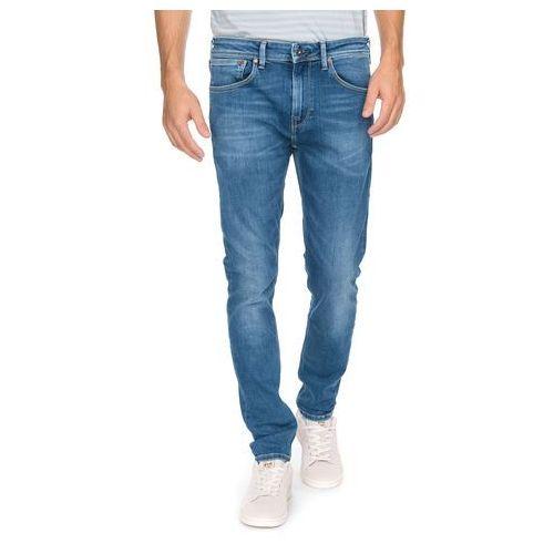 nickel dżinsy niebieski 33/32 marki Pepe jeans